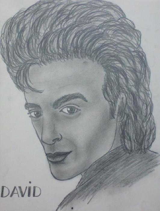 David Copperfield by kendzik